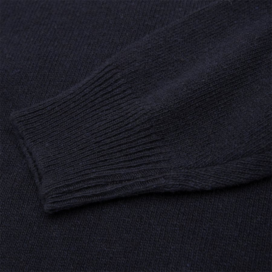 TRIESTE - Knitwear - Regular - NAVY MEL - 6